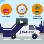 Bekijk nu onze videoanimatie van de Envelobox
